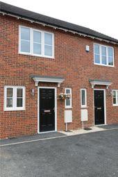 Thumbnail 2 bed terraced house for sale in Plot 121 Weaver Phase 3, Navigation Point, Cinder Lane, Castleford
