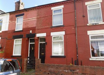 Thumbnail 2 bed terraced house for sale in Pinnington Road, Manchester