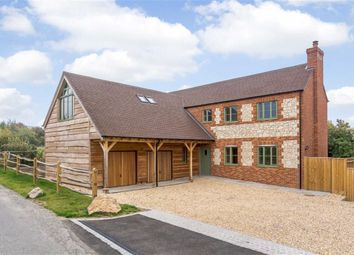 Thumbnail 4 bedroom detached house for sale in Kingstone Winslow, Nr, Swindon, Oxfordshire