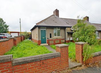 Thumbnail 1 bed terraced bungalow to rent in Aged Miners Homes, Sherburn Hill, Durham