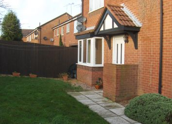 Thumbnail 1 bed flat to rent in Rochester Close, Nuneaton, Warwickshire