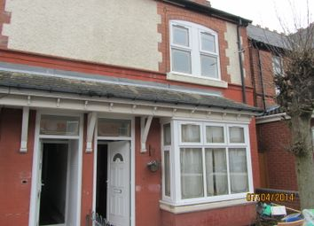 Thumbnail 3 bed terraced house to rent in Dennis Road, Balsall Heath, Birmingham