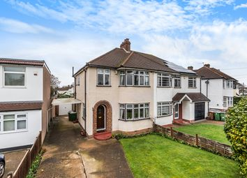 Bexley Lane, Sidcup DA14. 3 bed semi-detached house for sale