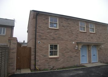 Thumbnail 3 bed property to rent in Moore Court, West Fen Road, Ely