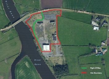 Thumbnail Land for sale in Bann Road, Agivey, Ballymoney, County Antrim