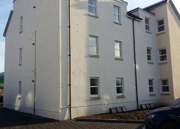 Thumbnail 2 bed flat to rent in Waverley Road, Innerleithen