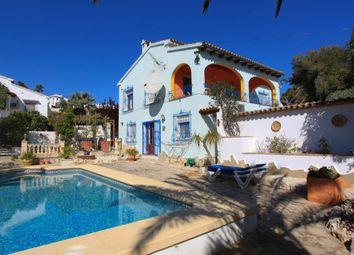 Thumbnail 4 bed villa for sale in Benitachell, Valencia