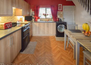 Thumbnail 2 bed end terrace house for sale in Church Road, Buckley
