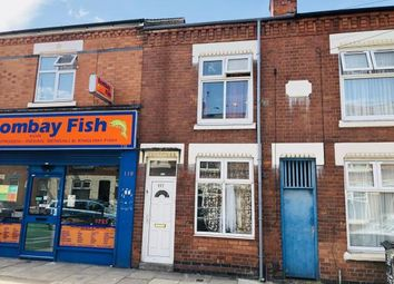 Thumbnail 2 bed terraced house for sale in Nedham Street, Leicester, Leicestershire, England