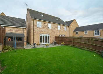 Thumbnail 3 bed town house for sale in Newbury Close, Oakley Vale, Corby, Northamptonshire