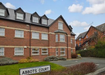 Thumbnail 2 bed flat for sale in Abbots Court, Eversley Park, Chester