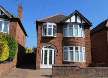 Thumbnail 3 bed detached house for sale in Edward Road, Nuthall, Nottingham