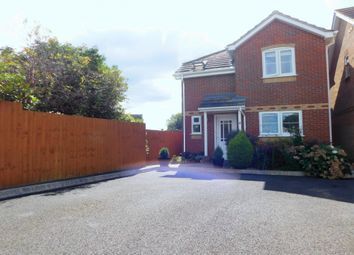Thumbnail 3 bed detached house for sale in Foxgloves Close, Hamworthy, Poole