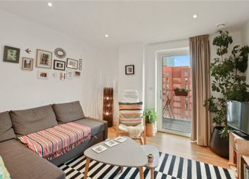 Thumbnail 2 bed flat for sale in Zeller House, 21 Scarlet Close, London