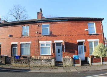 Thumbnail 2 bedroom terraced house for sale in Woodfield Grove, Eccles, Manchester