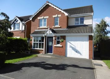 Thumbnail 4 bed detached house for sale in 16, Sweeney Drive, Morda, Oswestry, Shropshire