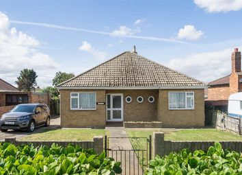 Thumbnail 2 bed detached bungalow for sale in Holmpton Road, Withernsea, East Riding Of Yorkshire