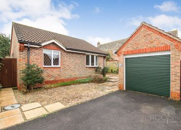 Thumbnail 2 bed detached bungalow for sale in Marston Drive, Newbury