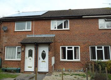 Thumbnail 2 bedroom terraced house to rent in Titchfield Close, Tadley