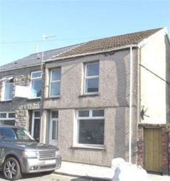 Thumbnail 2 bed property to rent in Wyndham Street, Treherbert, Treorchy