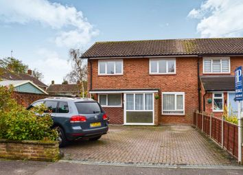 Thumbnail 2 bed end terrace house for sale in Mole Close, Crawley