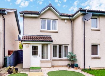 Thumbnail 2 bedroom semi-detached house for sale in Clovenstone Gardens, Clovenstone, Edinburgh