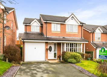 Thumbnail 4 bed detached house for sale in Glentworth Rise, Oswestry