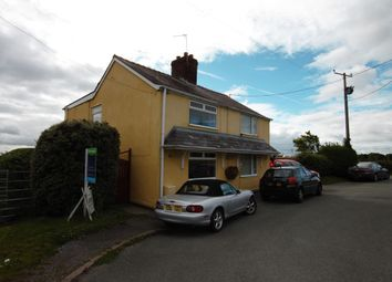 Thumbnail 2 bed semi-detached house for sale in Northop Road, Flint