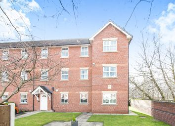Thumbnail 2 bedroom flat for sale in Bellam Court, Wardley, Swinton, Manchester