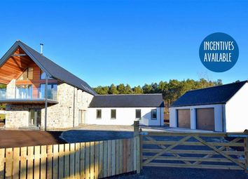 Thumbnail 5 bedroom detached house for sale in Carrbridge