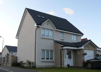 Thumbnail 4 bed detached house to rent in Honeywell Court, Stepps, Glasgow