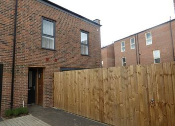Thumbnail 2 bed town house to rent in Bemrose Court, Derby