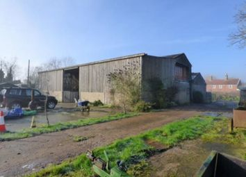 Thumbnail 4 bed barn conversion for sale in Woodlands Stud, Wood Lane, Starston, Norfolk