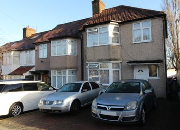 Thumbnail 3 bed semi-detached house to rent in Larkway Close, London