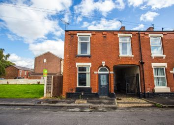 Thumbnail 3 bed end terrace house for sale in Church Street, Dukinfield