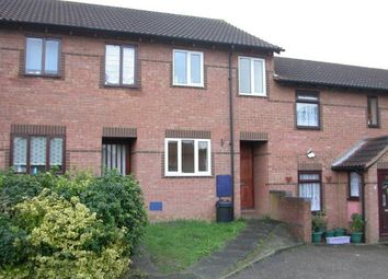 Thumbnail 2 bed terraced house for sale in Hexham Gardens, Bletchley