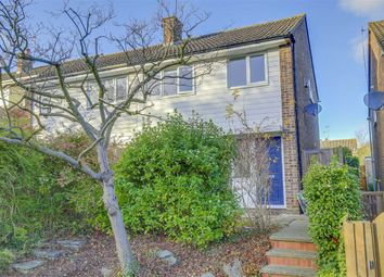 Thumbnail 3 bedroom semi-detached house for sale in Chandlers Way, Hertford, Hertfordshire