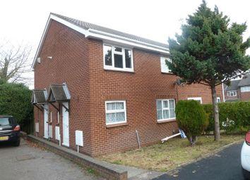 Thumbnail 1 bed maisonette to rent in Ascot Close, Edgbaston, Birmingham
