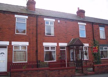 Thumbnail 2 bed terraced house to rent in Alldis Street, Great Moor, Stockport, Cheshire