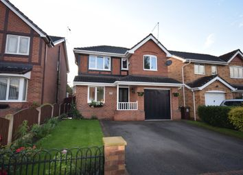 Thumbnail 4 bed detached house for sale in Carr View, South Kirkby, Pontefract