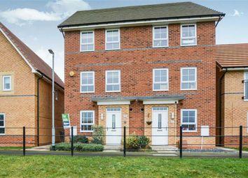 Thumbnail 4 Bedroom Town House For Sale In Runton Walk Liberty Green Hull