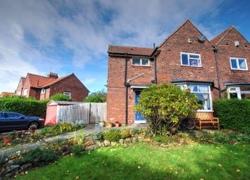 Thumbnail 3 bed semi-detached house for sale in Hollywood Avenue, Gosforth, Newcastle Upon Tyne