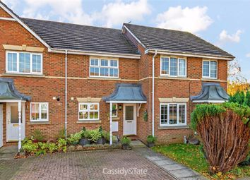 2 bed terraced house for sale in Puddingstone Drive, St Albans, Hertfordshire AL4