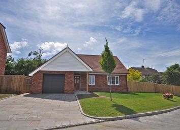 Thumbnail 3 bed detached bungalow for sale in Oak Fields, Hailsham