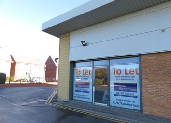 Thumbnail Retail premises to let in Sedgefield Court, Bourne