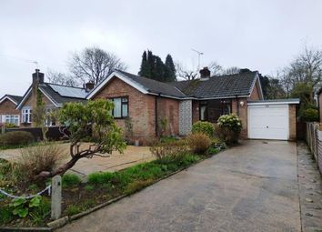 Thumbnail 2 bed bungalow for sale in Bollinbarn, Macclesfield, Cheshire