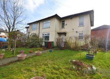 Thumbnail 3 bedroom semi-detached house for sale in Platt Hill Avenue, Bolton