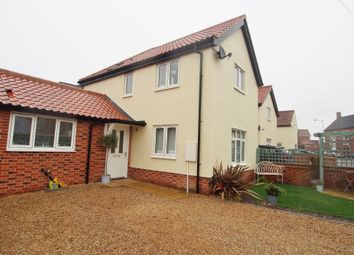 Thumbnail 2 bed terraced house to rent in Westgate Court, Wymondham