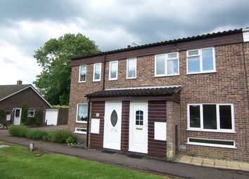 Thumbnail 3 bedroom terraced house to rent in Sycamore Avenue, Wymondham