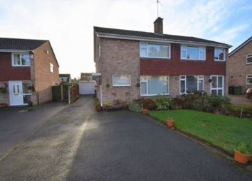 Thumbnail 3 bed semi-detached house for sale in Chestnut Drive, Wellington, Telford